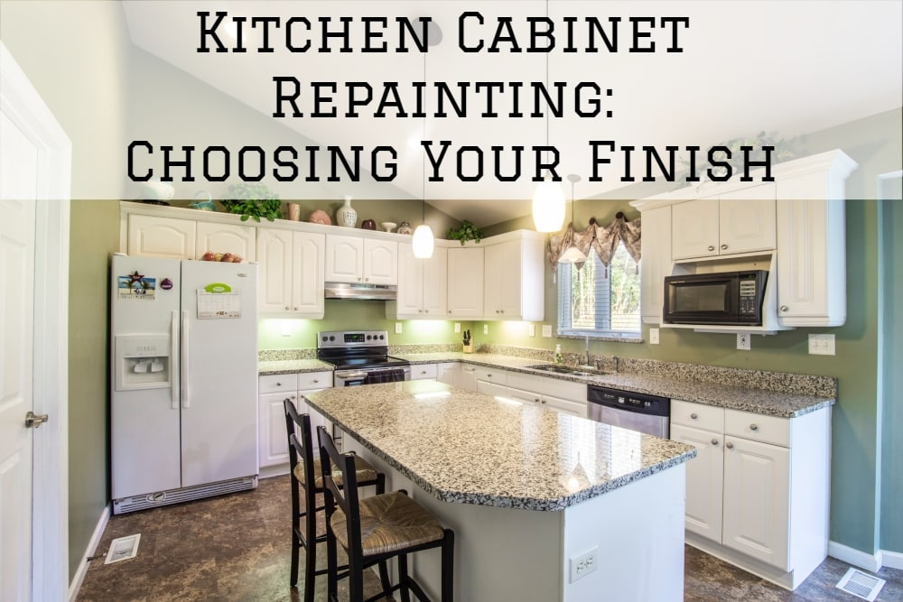 Choosing Your Kitchen Cabinet Finish - JNG Painting ...