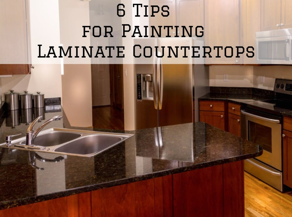 6 Tips For Painting Laminate Countertops Jng Painting